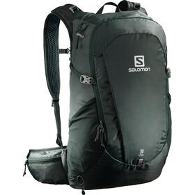 Salomon Trailblazer 30 Backpack green gables
